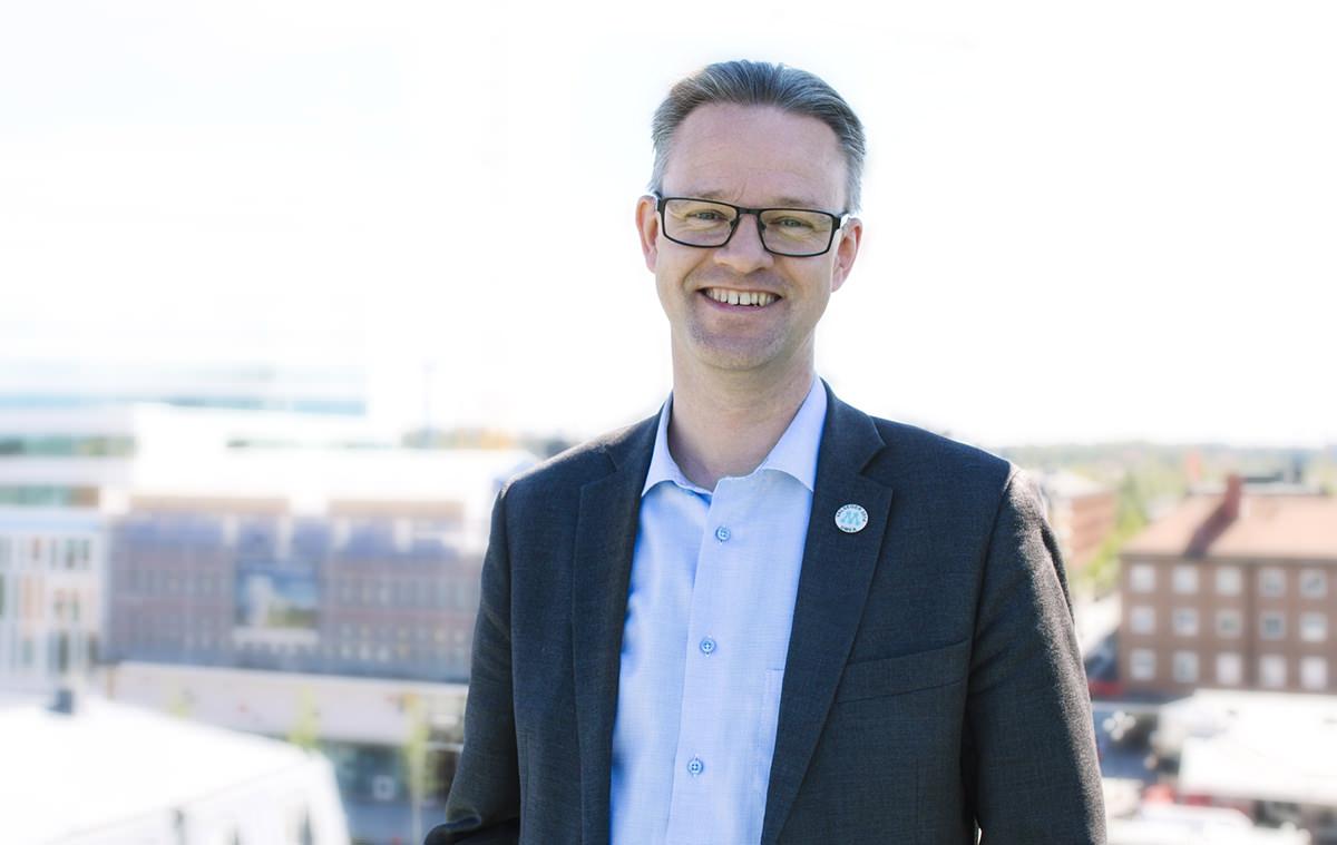 Ågren omvald som M-ordförande