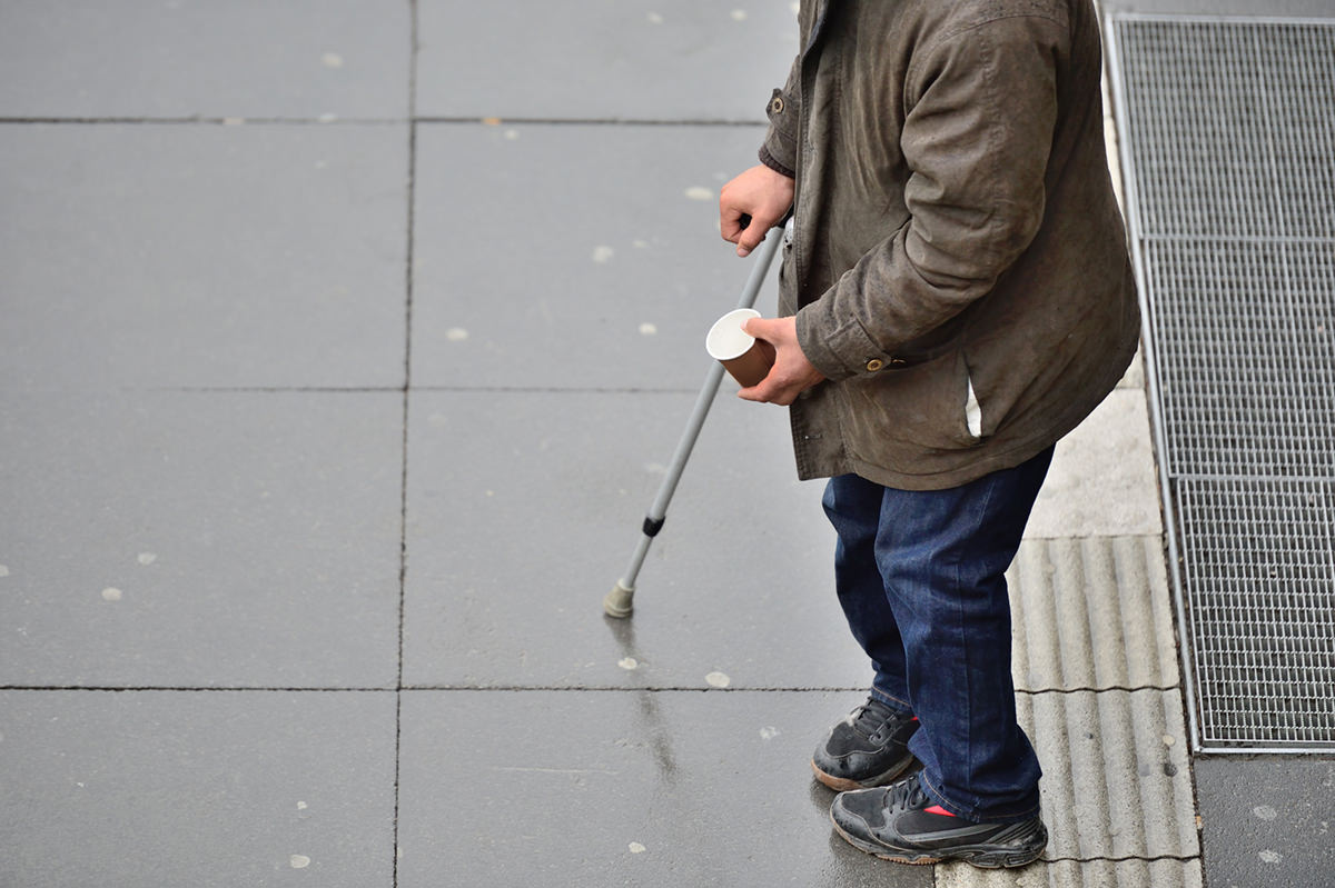 Kommunstyrelsen säger nej till tiggeriförbud i Skellefteå