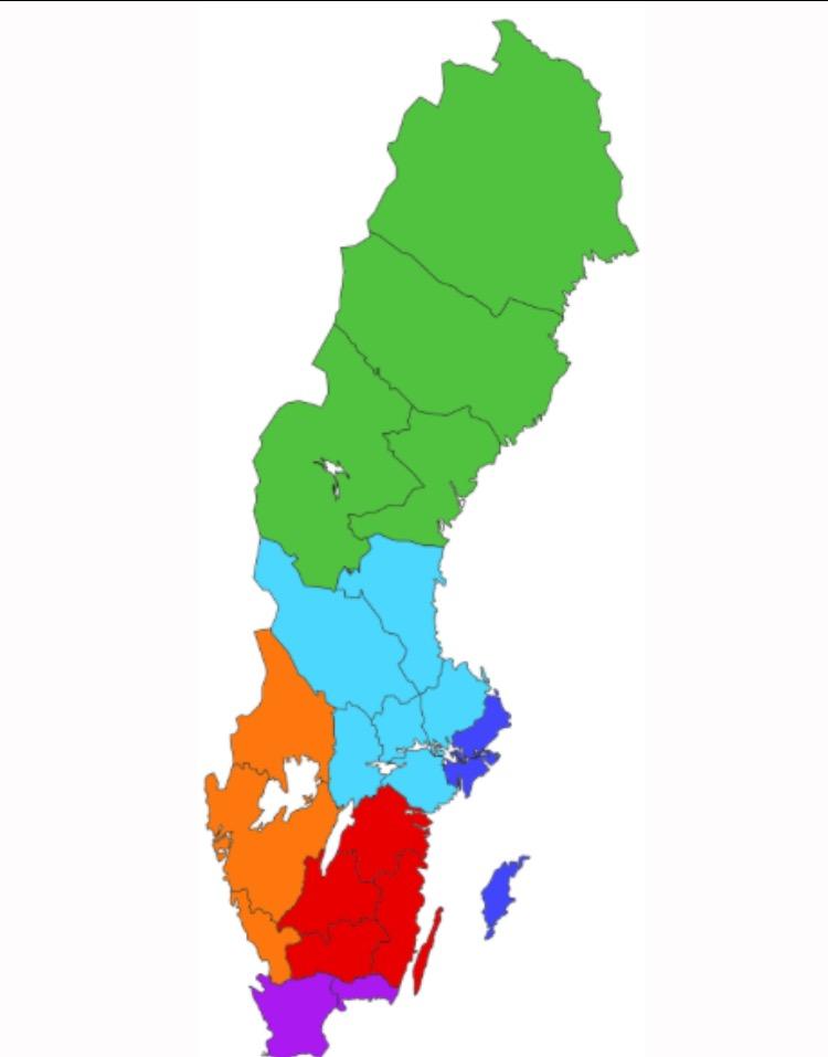 Kräver att regionbildning stoppas, nu när Jämtland hoppat av