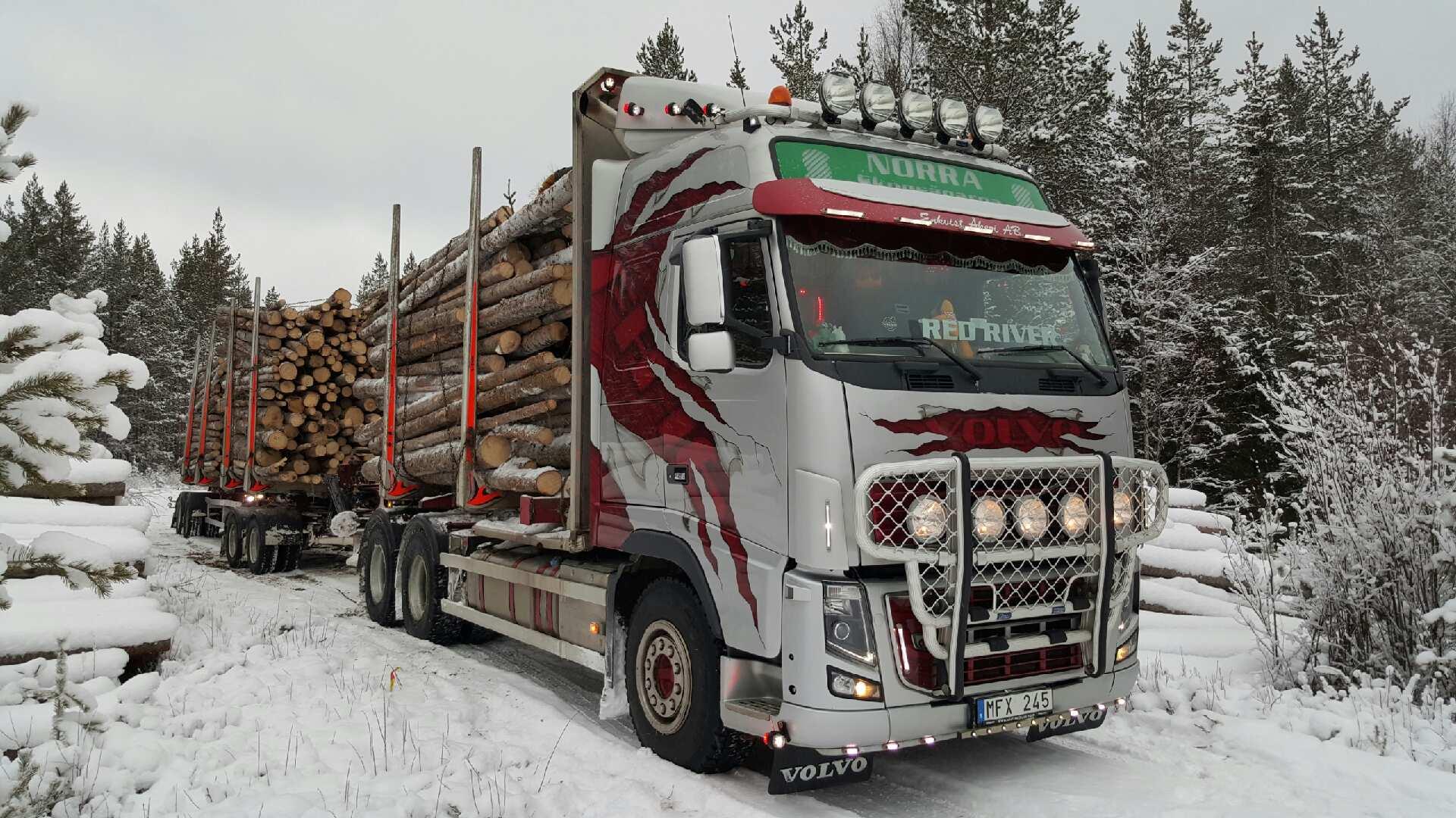 Chockbesked för Norrland – Regeringen dubblar sitt förslag om kilometerskatt
