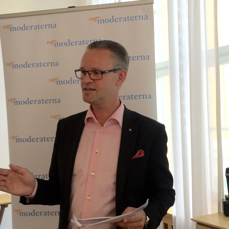 Ågren invald i ny nationell M-arbetsgrupp