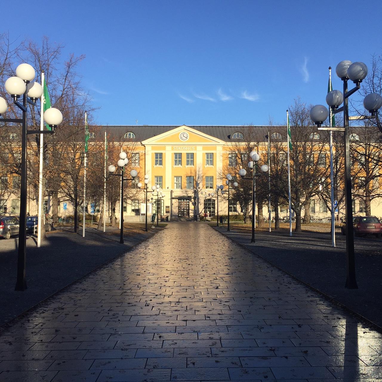 Moderaterna vill sänka kommunalskatten i Umeå med 20 öre