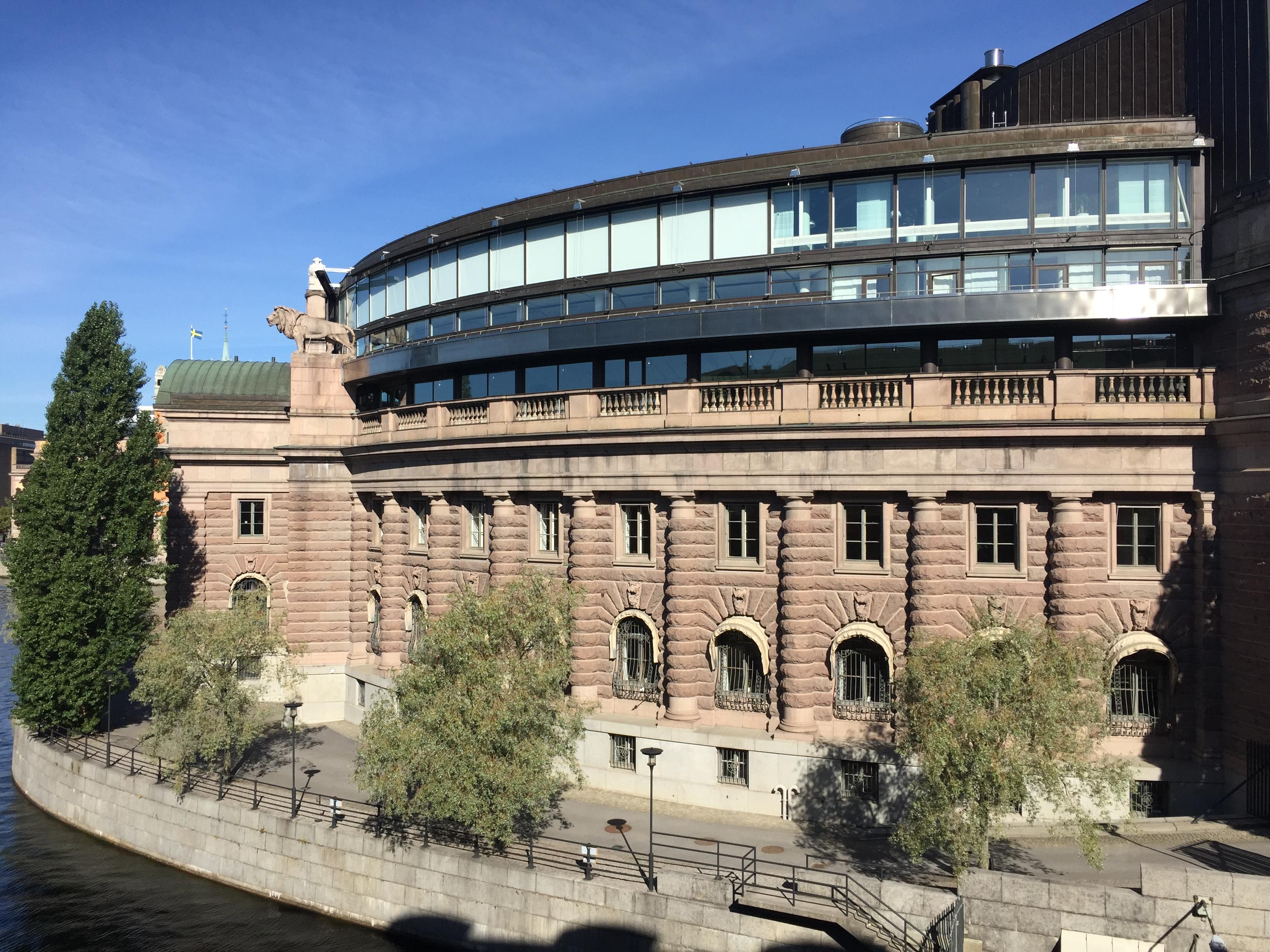 M storsatsar på Norrland i förslag till statsbudget