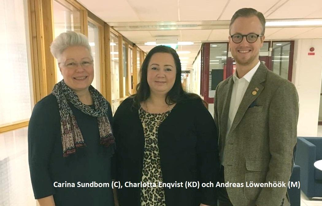 Treklövern ska sätta P för Socialdemokraterna i Skellefteå