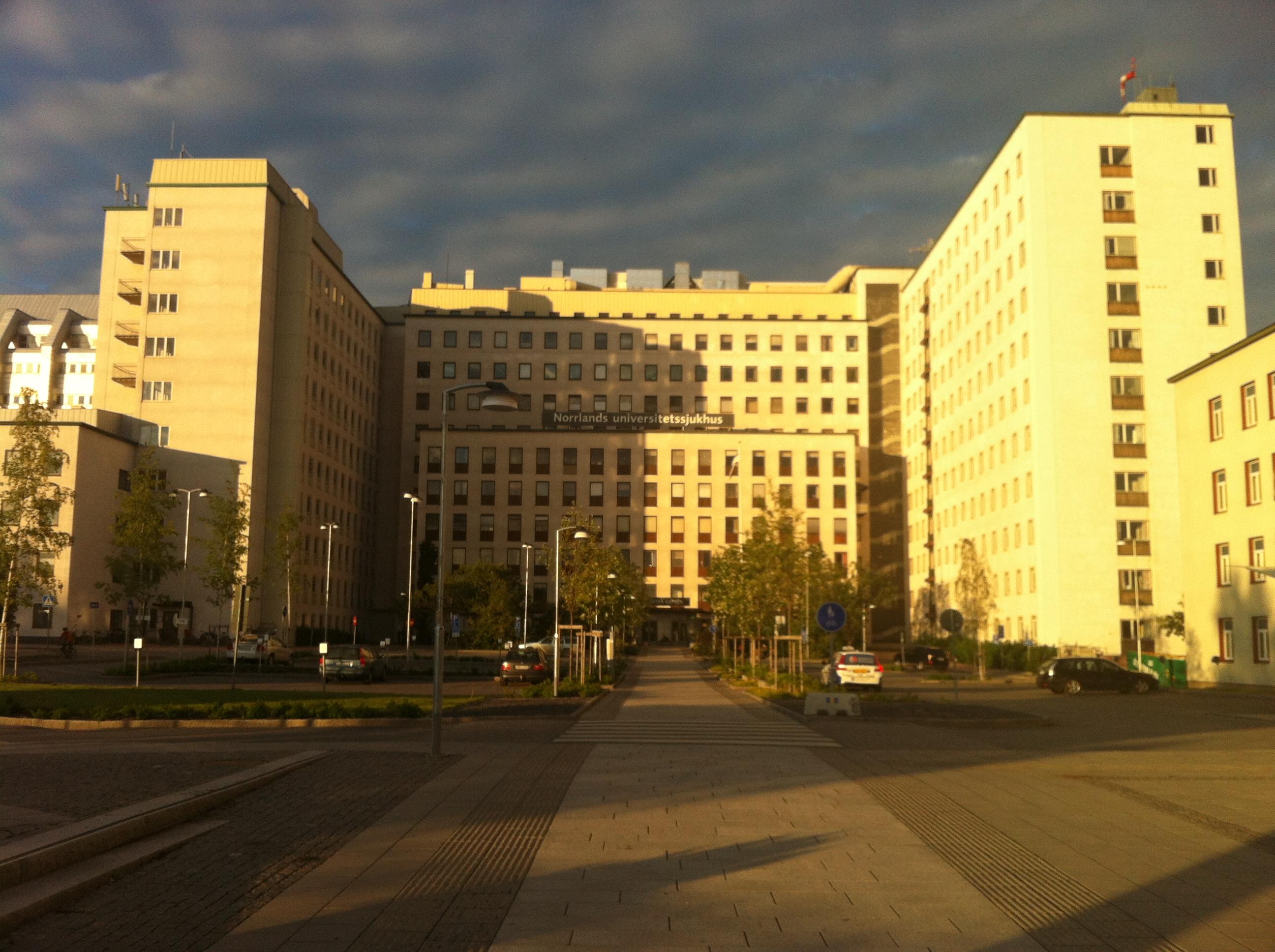 Norrlands universitetssjukhus bäst i Sverige