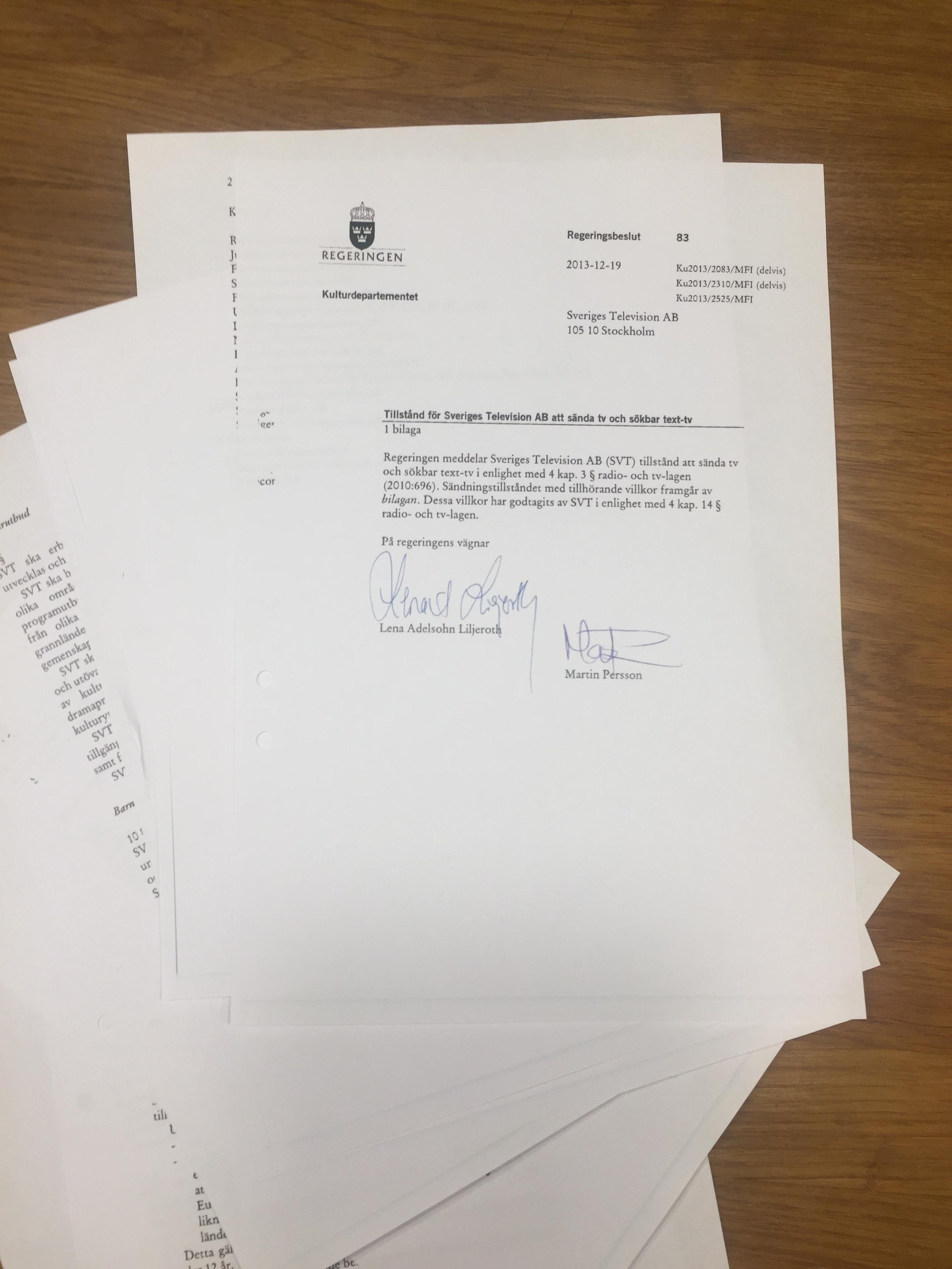 """Riedl anklagar Västerbottensnytt för att vara """"vänstervridet"""""""