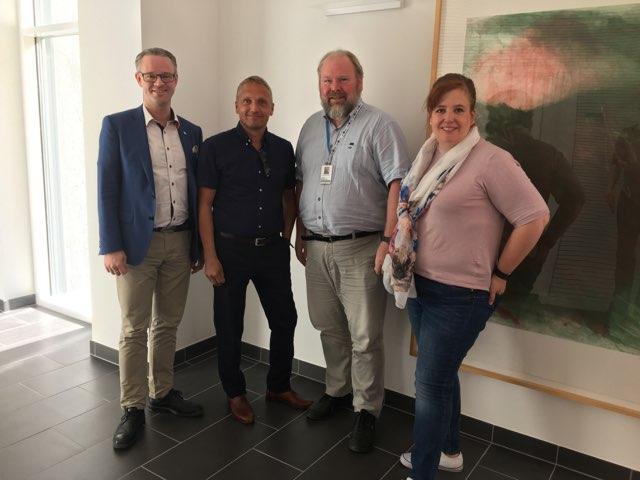 Alliansen i Umeå vill sänka kommunalskatten och öka valfriheten