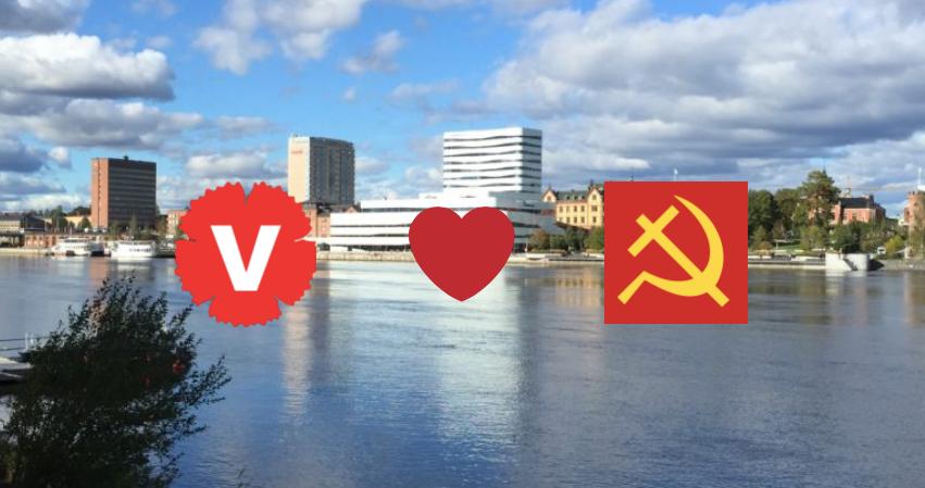 Debatt: Vänsterpartiets diktaturkramande skämmer ut Umeå!
