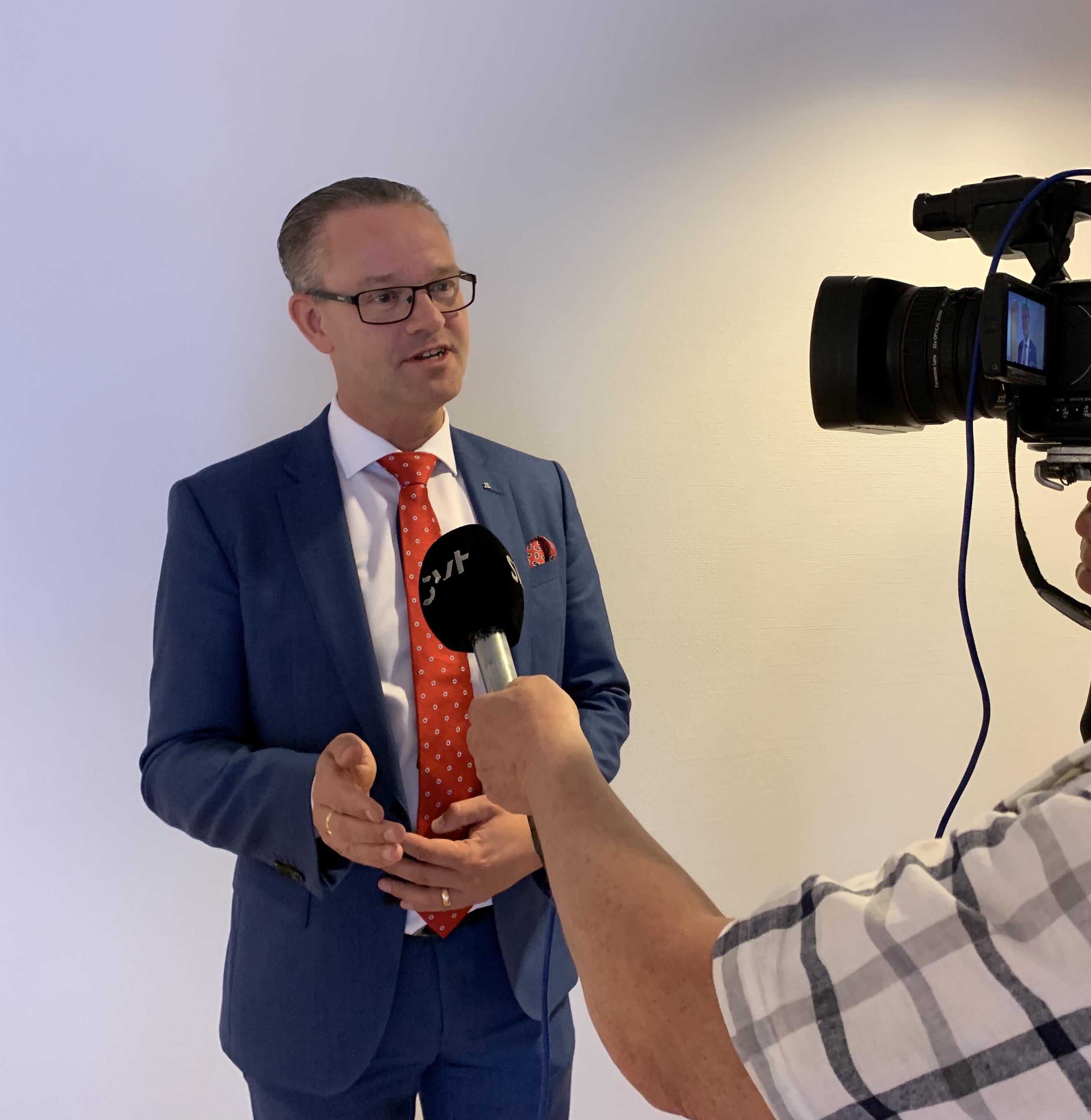 Ågren (M) vill motverka osund konkurrens i Umeå