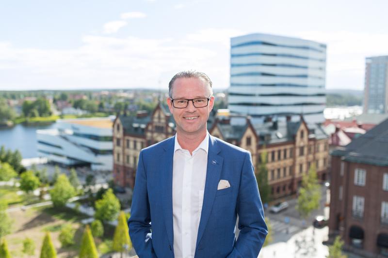 Moderat toppmöte i Umeå till helgen