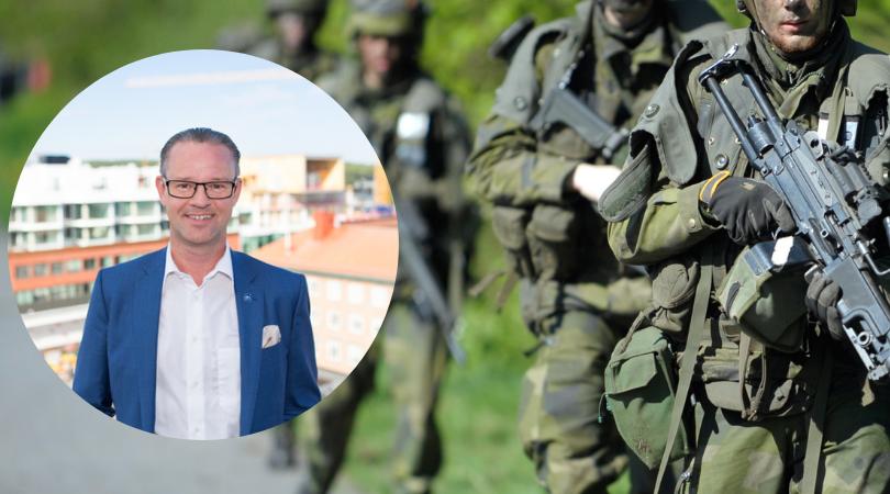 Umeå är med i matchen om nytt regemente