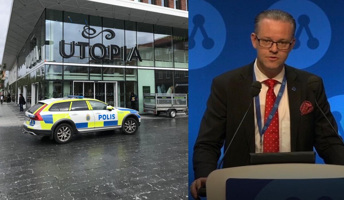Ågren (M) rasar mot gängattacker i Umeå