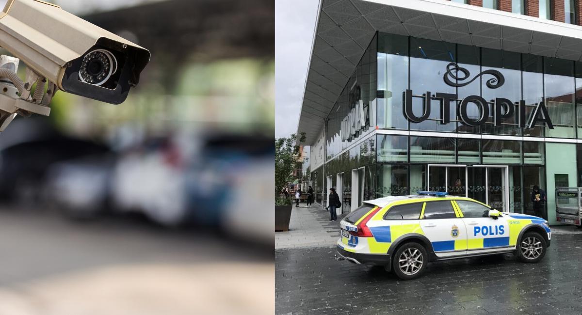 Polisen sätter upp fasta bevakningskameror i Umeå