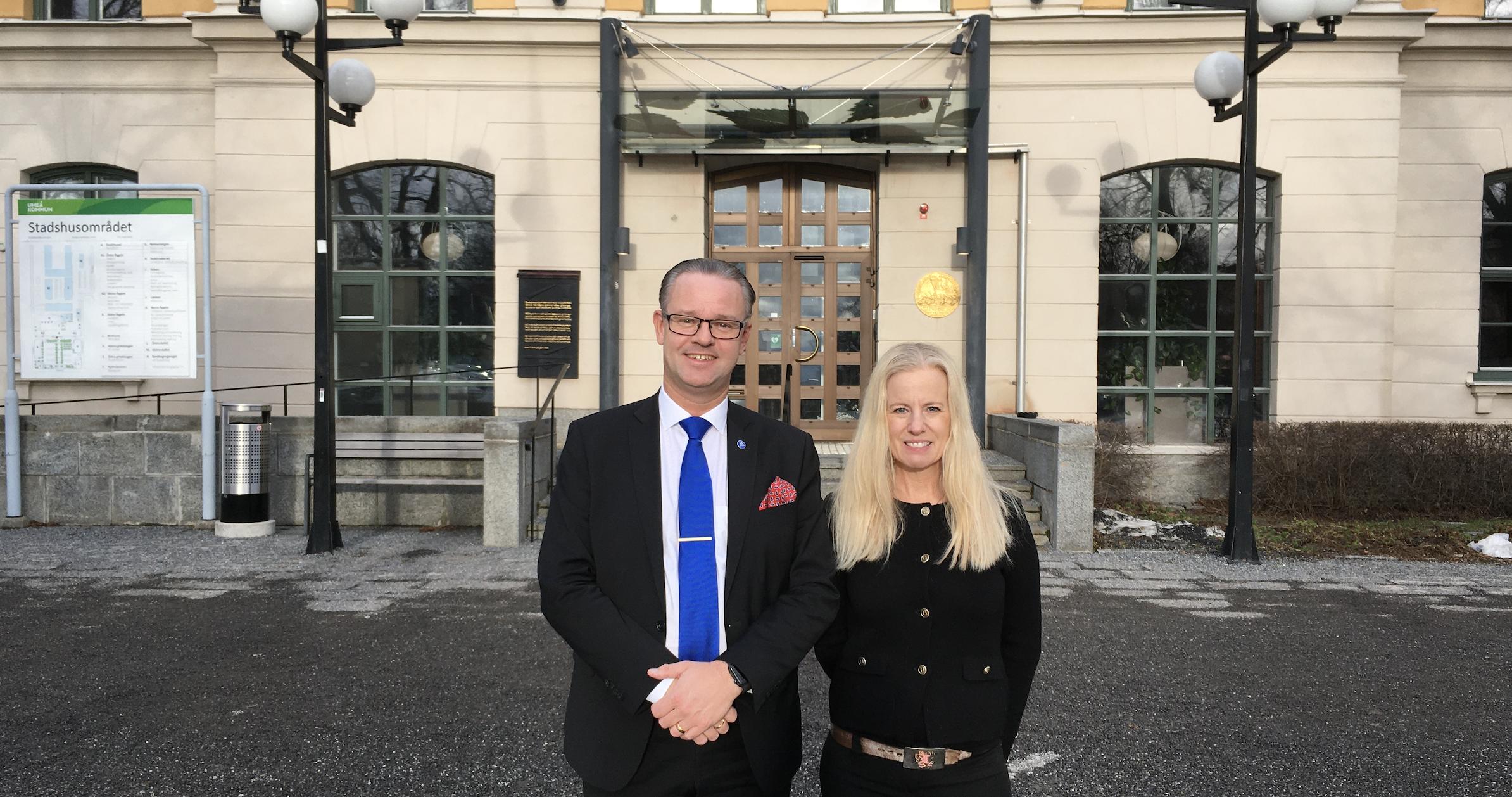 Tidigare MP-topp i Västerbotten blir medlem i Moderaterna