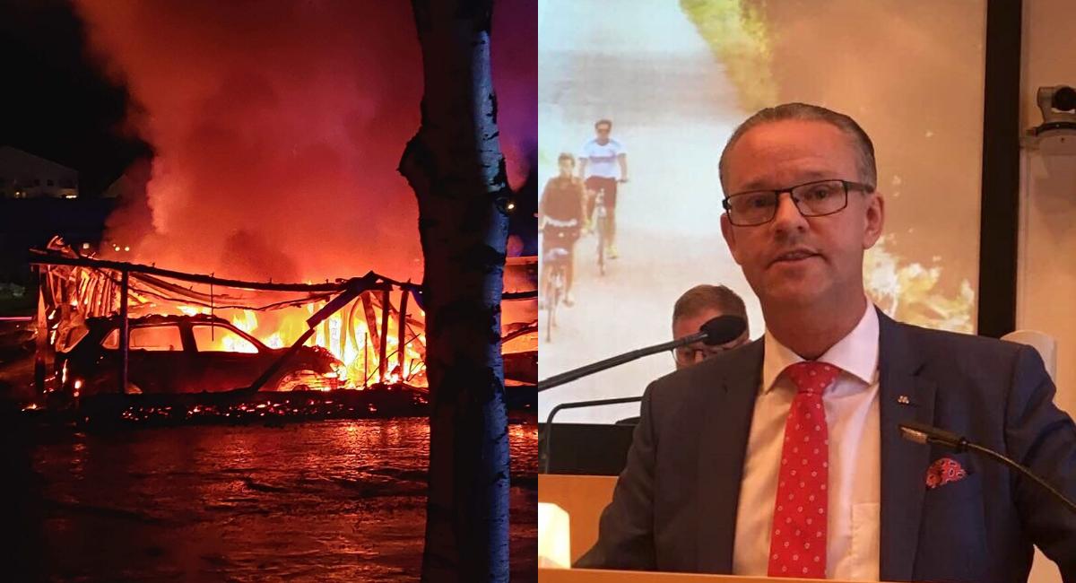 Moderaterna anser att ytterligare åtgärder krävs för att öka tryggheten i Umeå