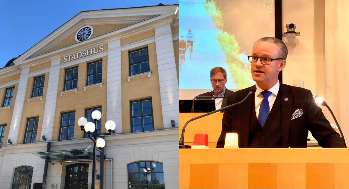 Umeå kommun på plats 133 av 181 gällande företagsklimat – Ågren (M) inte nöjd