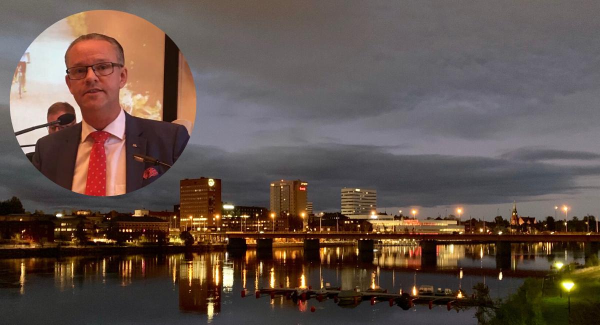 Moderaterna föreslår kommunala ordningsvakter i Umeå