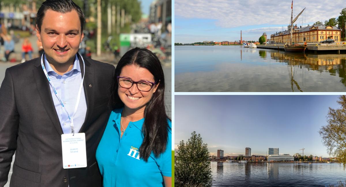 Visionen om en fast förbindelse över Kvarken lever bland finska och svenska politiker