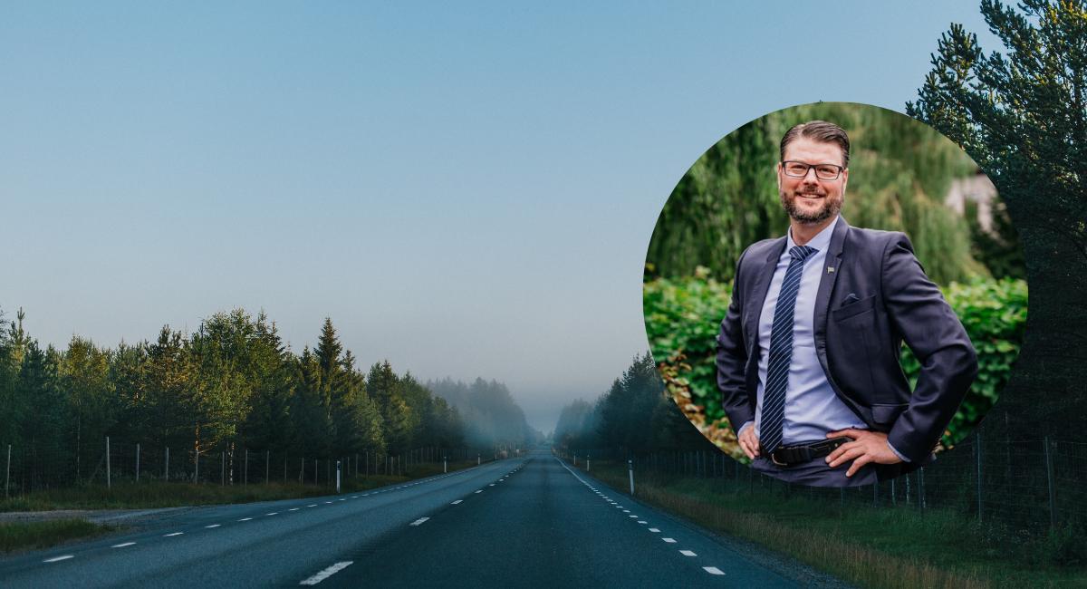 M lägger budget med tydligt fokus på Norrland