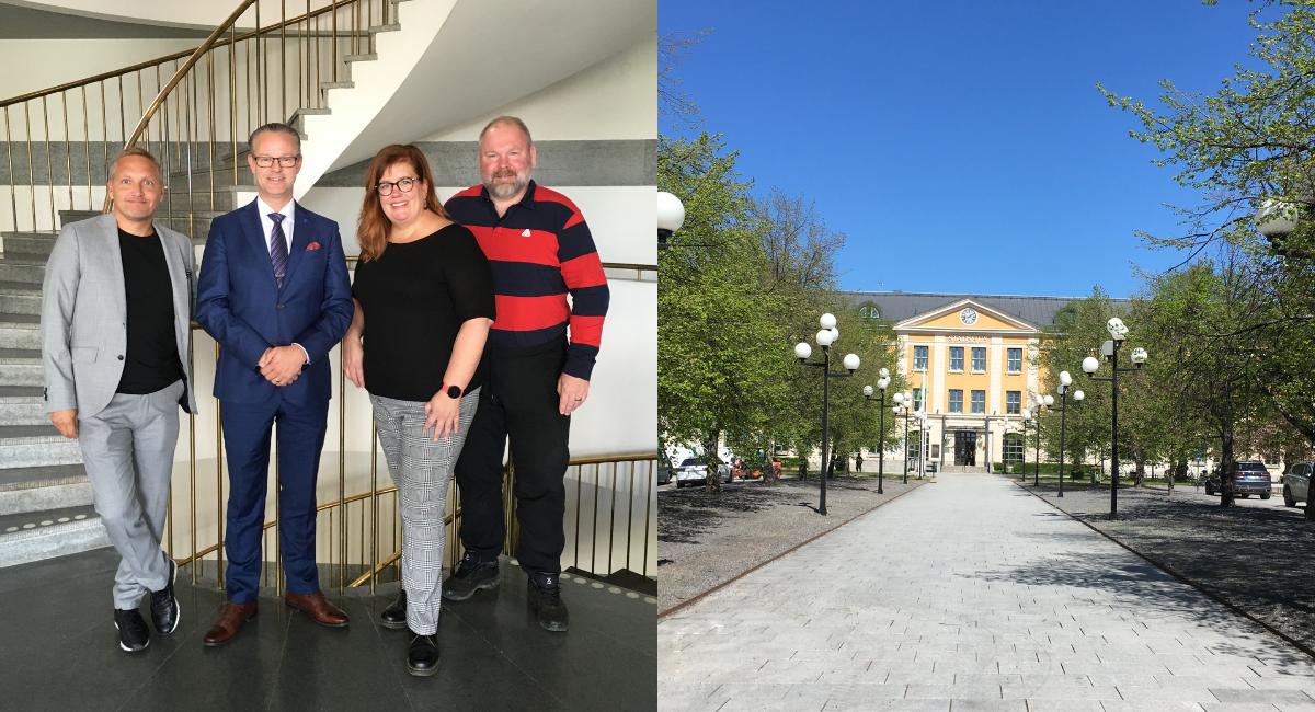 De borgerliga partierna i Umeå presenterar 11 gemensamma förslag inför budgetfullmäktige