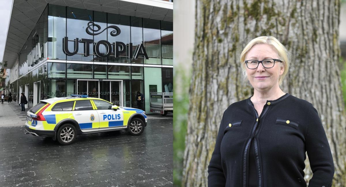 Moderaterna i Umeå vill att alla brott i skolan ska polisanmälas