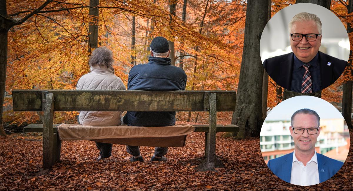 Debatt: Stärk ekonomin för Sveriges pensionärer!