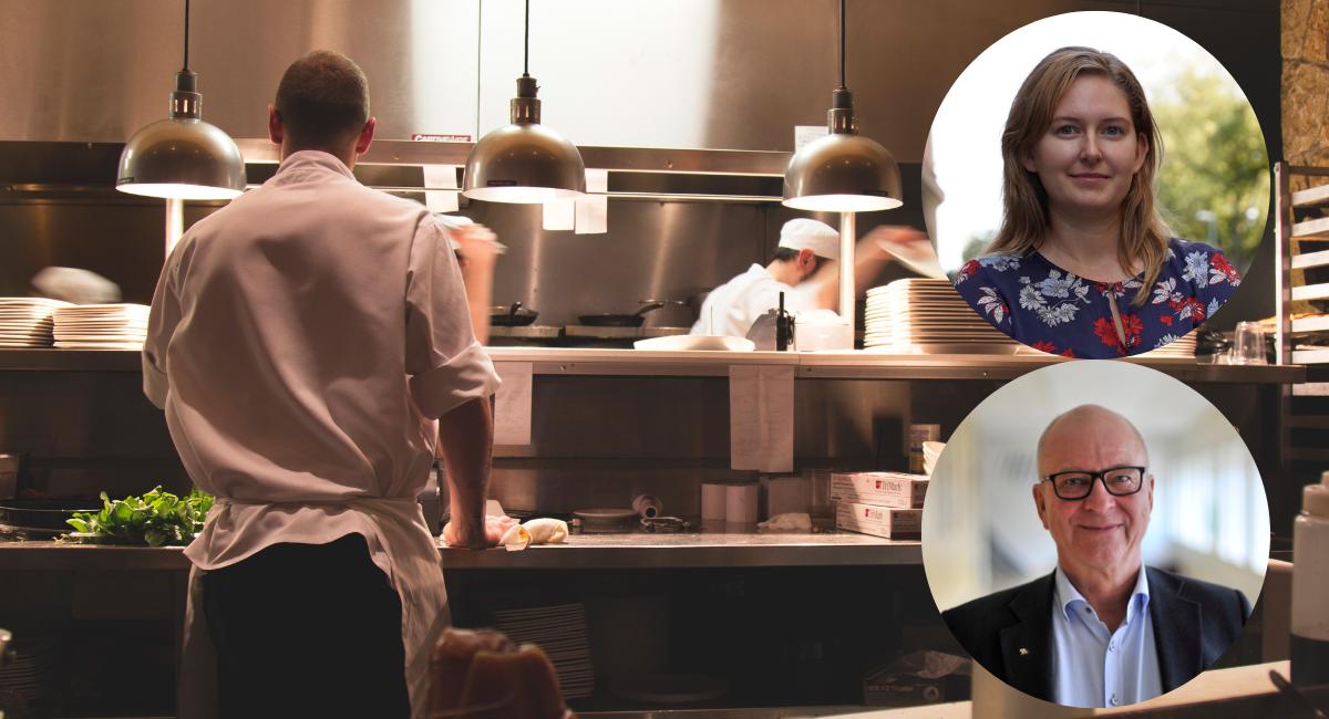 Moderaterna föreslår nya åtgärder för att stötta restaurangbranschen i Umeå