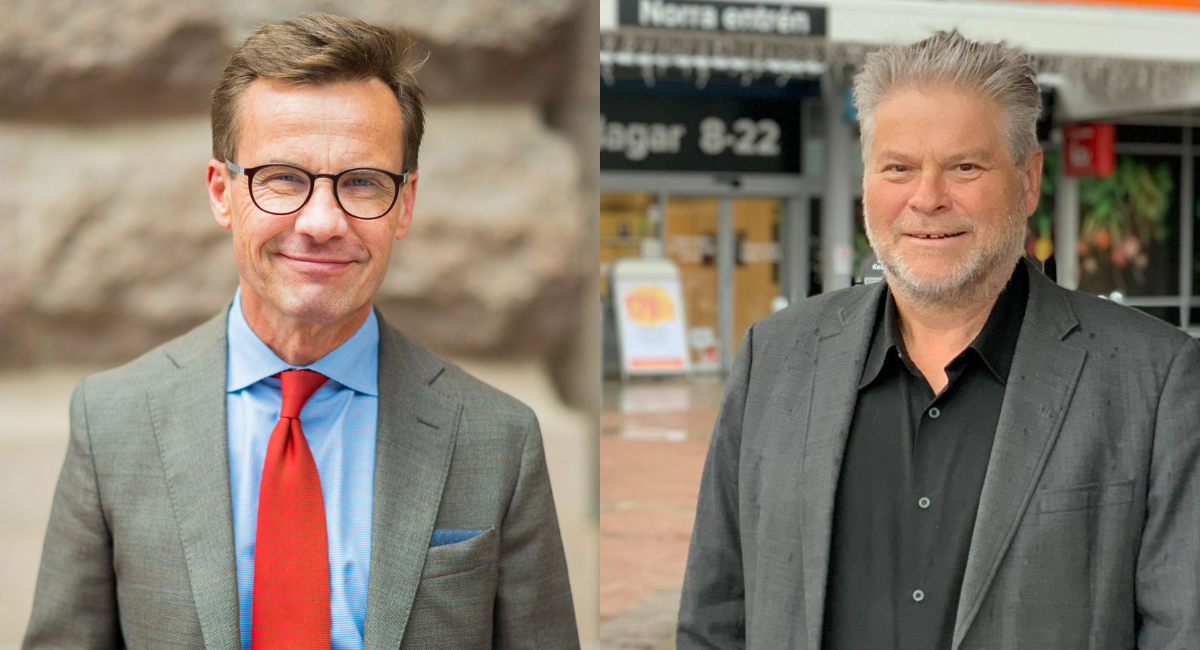 Christer Lindvall blev uppringd av partiledaren Ulf Kristersson (M)