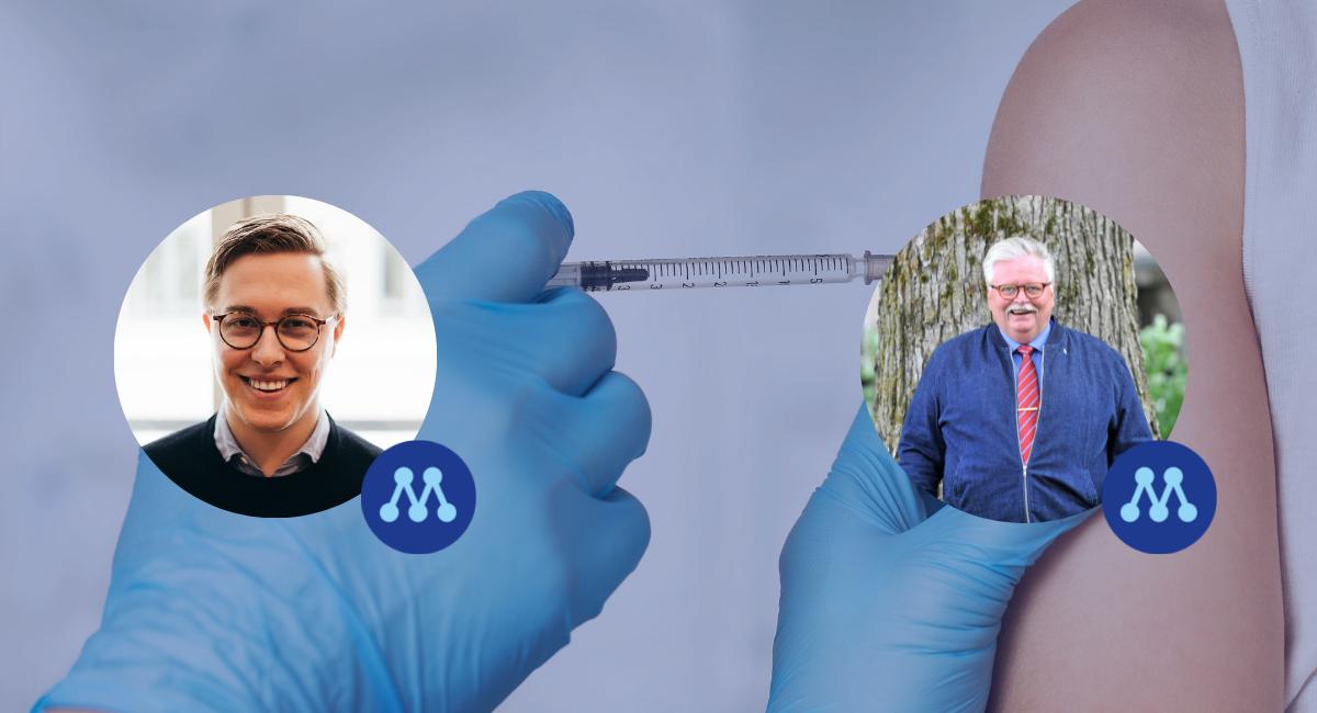 """M vill att regionen erbjuder HPV """"catch-up""""-vaccinering för kvinnor mellan 21-26 år"""