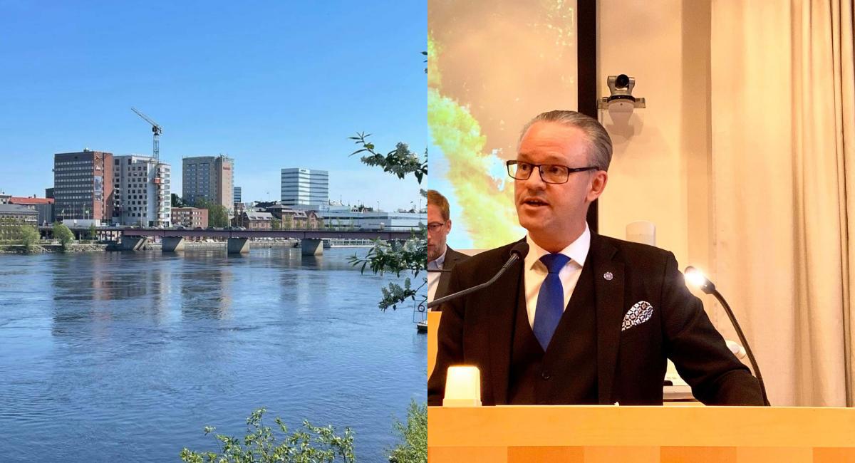 M-krav om att möjliggöra ökat byggande av villor i Umeå fick positiv respons