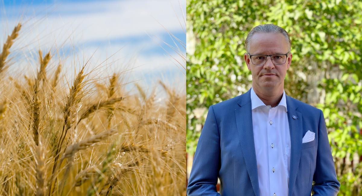 Moderaterna vill prioritera lokalproducerade livsmedel och stryka målet om ekologiska livsmedel