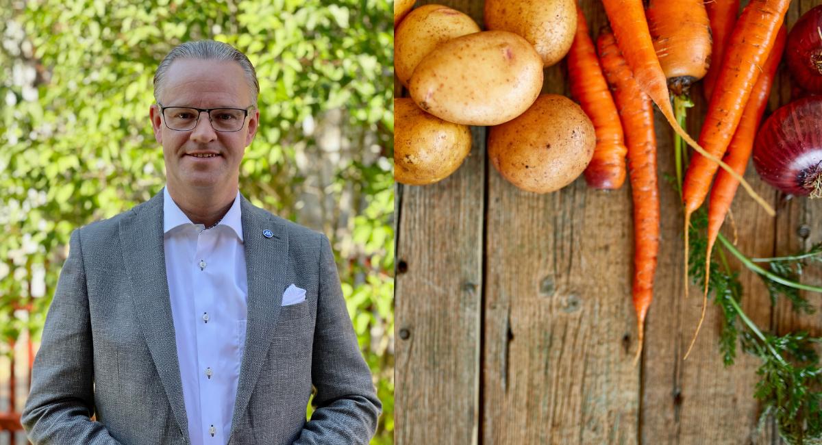 Debatt: Umeå kommuns mål att öka andelen ekologiska livsmedel riskerar få absurda följder!