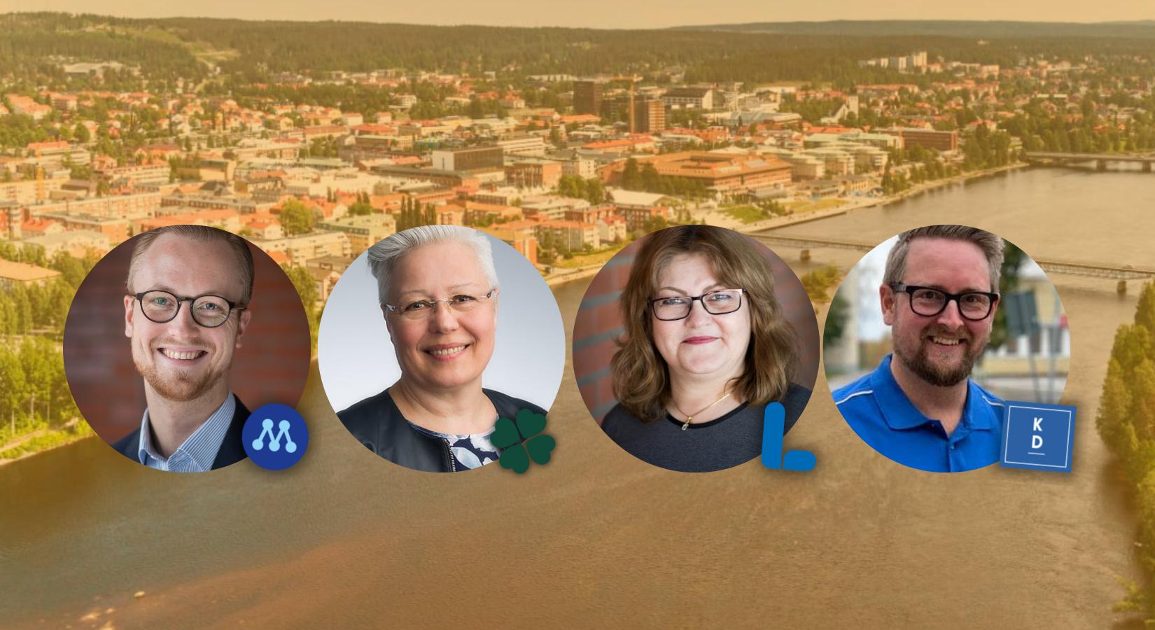 Alliansens i Skellefteå satsar stort på skola och utbildning i budgeten